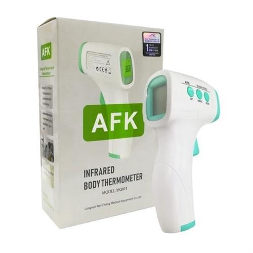 INFRARED BODY THERMOMETER product photo Side View L