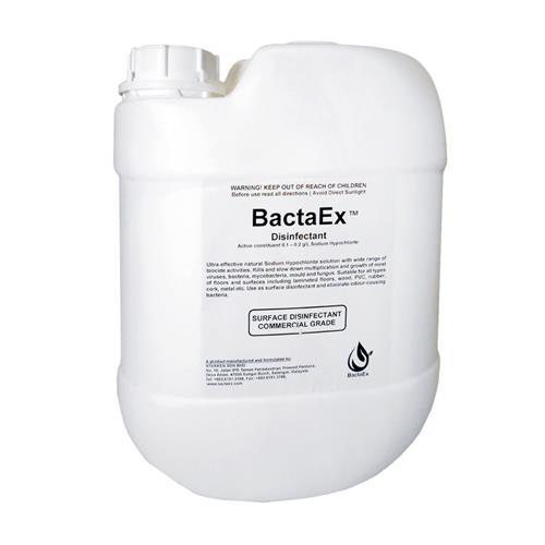 DISINFECTANT SOLUTION 20 LITRES product photo Back View L