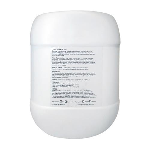 DISINFECTANT SOLUTION 20 LITRES product photo Side View L