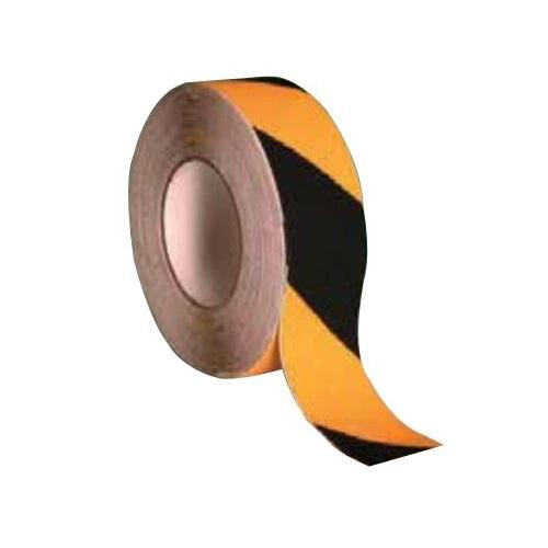 ANTI SLIP FLOOR TAPE BLACK STANDARD 50MMX18.3M product photo Front View L
