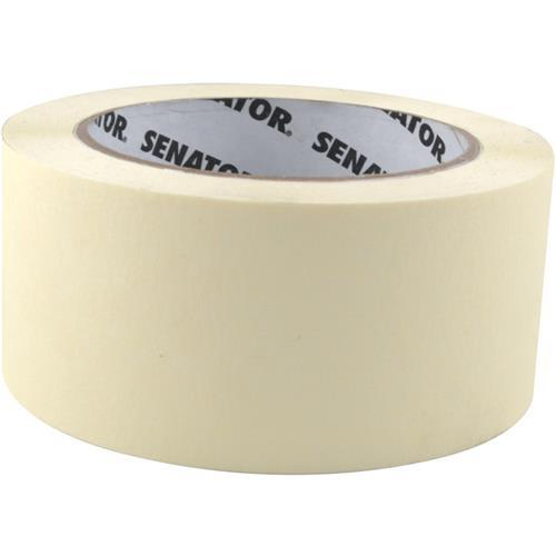 MASKING TAPE GENERAL PURPOSE CREAM 38MMX50M product photo Back View L