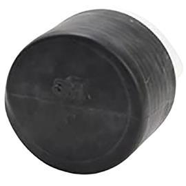 "EC-2 COLD SHRINK END CAPS 0.63""-1.18"" (15.9-30.1MM) BLACK product photo"