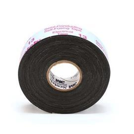 13 ELECTRICAL SEMI-CONDUCTING TAPE 19MM X 45M BLACK product photo
