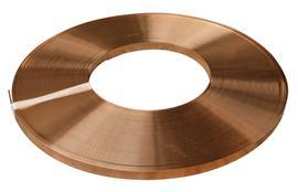 BARE COPPER TAPE 50X6MM 20MTRS+- product photo