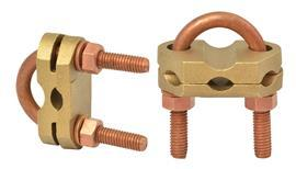 "ROD TO CABLE CLAMP 5/8"" X 16-95MM² product photo"