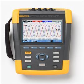 POWER QUALITY & ENERGY ANALYZER 3-PHASE W/O CLAMPS product photo
