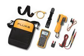 MAX+HVAC MULTIMETER & IR THERMOMETER KIT product photo