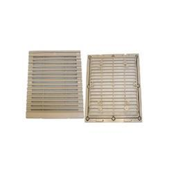 "VENTILATOR FILTER UNIT 3 IN 1 FINGER GUARD 120MM 4""X4"" product photo"