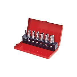 MULTI-TOOTH MILLING CUTTER SET IN CASE 6PC product photo