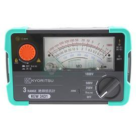 ANALOGUE INSULATION TESTER 250-1000V product photo