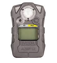 ALTAIR 2XT TWO-TOX GAS DETECTOR CO/H2S CHARCOAL product photo