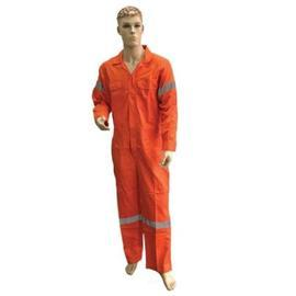 "FRC ECO COVERALL 200GSM ZIPPER POCKET+6X1"" DG XL product photo"