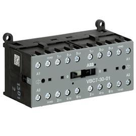 VBC7-30-01-01 MINI REVERSING CONTACTOR 16-20A 3P 1NC 5.5KW product photo