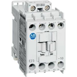 100-C CONTACTOR IEC 23A 3NO 240VAC 50HZ/277VAC 60HZ 1NO product photo