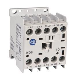 100-K MINIATURE CONTACTOR 9 A 24 (17-30)VDC DIODE 4NO product photo
