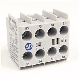 100-K/104-K/700-K AUXILIARY CONTACT BLOCK 4 NO product photo