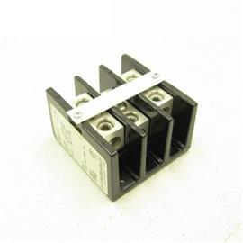 1492 POWER BLOCK FEED-THROUGH 3P ALUM 1 LINE 1 LOAD 175A product photo