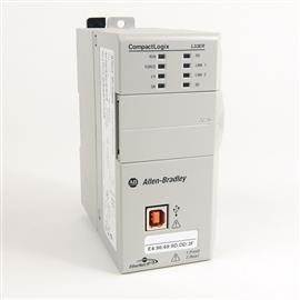 DUAL ETHERNET W/DLR CAPABILITY 2MB MEMORY 16 I/O product photo