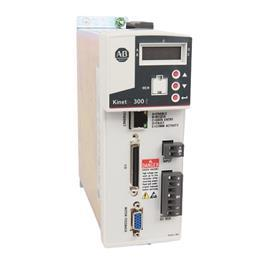 KINETIX 350 SINGLE AXIS ETHERNET/IP SERVO DRIVE 120/240VAC product photo