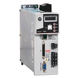 KINETIX 300 ETHERNET/IP SERVO DRIVE 400/480VAC 3PH 1KW 2A product photo