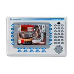 2711 PANELVIEW PLUS 6 TERMINAL 700 MODEL TOUCH SCREEN COLOR product photo
