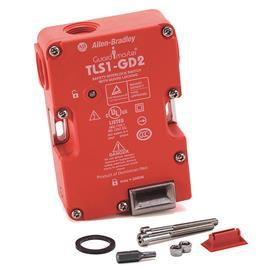 GUARD LOCKING SWITCH TLS-GD2, 24V AC/DC, 2 NC 1 NO product photo