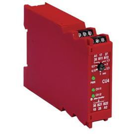 MONITORING SAFETY RELAY W/ DELAYED OUTPUT product photo