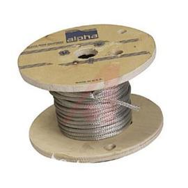 "TINNED COPPER OVAL BRAID 3/8"" 11AWG 30M product photo"
