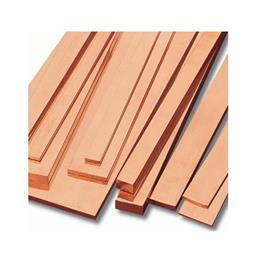 COPPER FLAT BAR 50MM X 6MM X 6M product photo