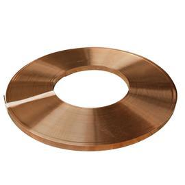 BARE COPPER TAPE 25X6MM 40MTRS+- product photo