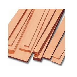 COPPER FLAT BAR 25MM X 5MM X 6M product photo