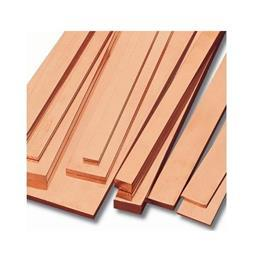 COPPER FLAT BAR 25MM X 6MM X 6M product photo