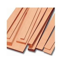 COPPER FLAT BAR 50MM X 10MM X 6M product photo