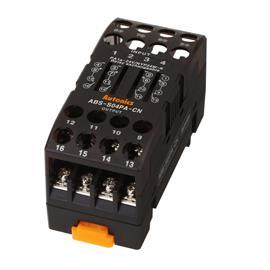 ABS SERIES RELAY TERMINAL BLOCK 24VDC product photo