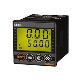 LE4S LCD DISPLAY DIGITAL TIMER W/BACKLIGHT 8-PIN 24-240V product photo