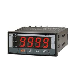 MT4Y DIGITAL MULTI METER 4DIGIT DC VOLT RC OUTPUT 100-240VAC product photo