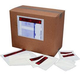 A5 DOCUMENTS ENCLOSED PACKING LIST ENVELOPES 1000PIECES product photo
