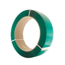 EXTRUDED POLYESTER STRAPPING 15.5MMX0.68MMX1750M GREEN product photo