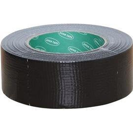 CLOTH TAPE 50MMX50M BLACK product photo