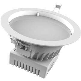 "AZSENCE LDRA824 LED DOWNLIGHT 8"" 24W 4000K product photo"