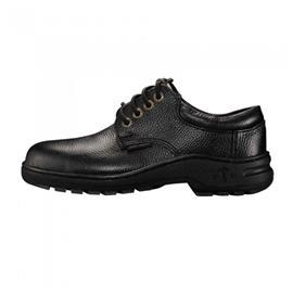 BH 2331 SAFETY SHOE LOW CUT LACE UP BLACK SIZE 7 product photo