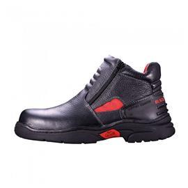 BH 2993 MID CUT DOUBLE ZIP SAFETY SHOE SIZE 10 product photo