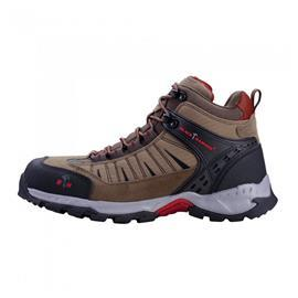 BHS 201604 TREK II SAFETY SHOE BROWN SIZE 5 product photo