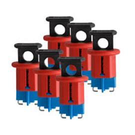 MINIATURE CIRCUIT BREAKER LOCKOUT PIS TYPE 6/PK product photo