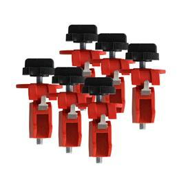 MINIATURE CIRCUIT BREAKER LOCKOUT TBLO TYPE 6/PK product photo