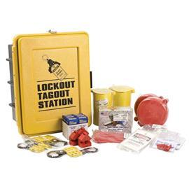 PRINZING LOCKOUT TAGOUT STATION EQUIPPED product photo