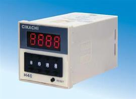 H4C-X DIGITAL COUNTER FOUR DIGIT 240VAC product photo