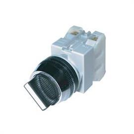 SELECTOR SWITCH KNOB TYPE 22MM 3 POSITION (ON/OFF/ON) product photo