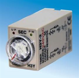 H3Y-2 ANALOG TIMER 240VAC 6S product photo