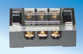 TERMINAL BLOCK SOLID TYPE 15A 3P product photo
